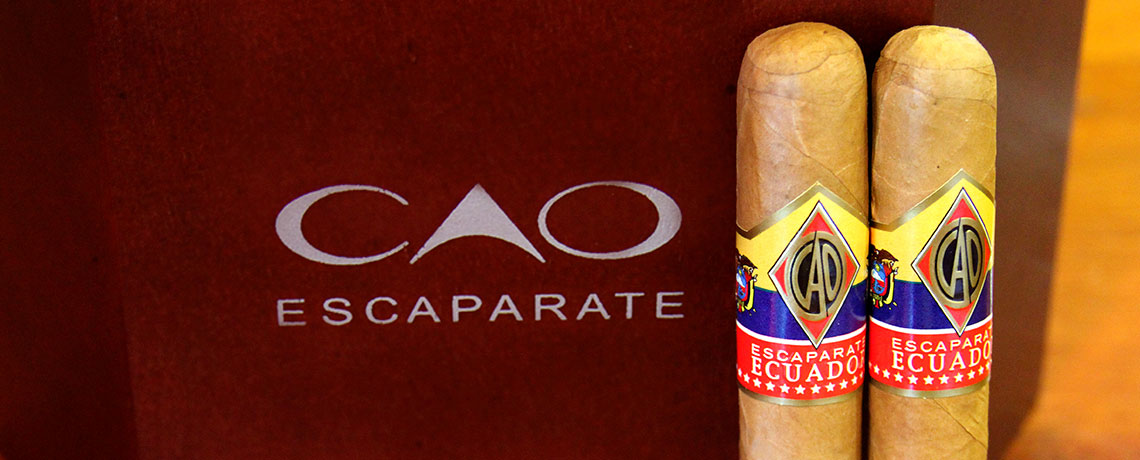 CAO Escaparate Ecuador Cigars