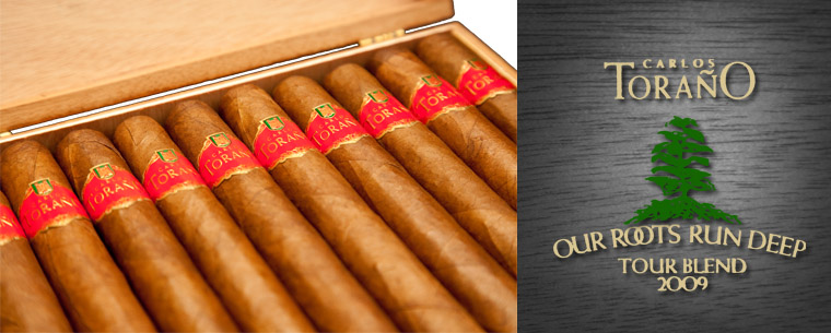 "Carlos Toraño ""Our Roots Run Deep"" Cigars"