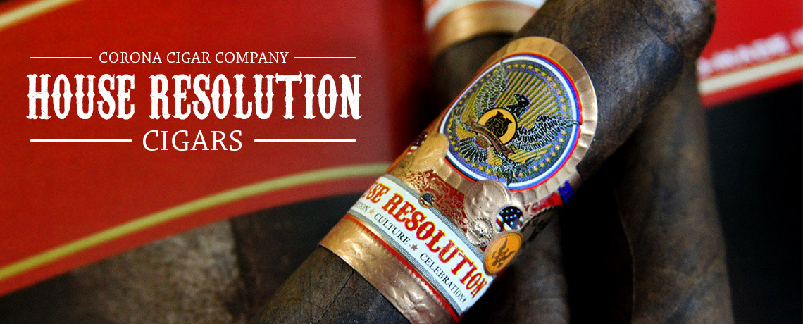 House Resolution Cigars