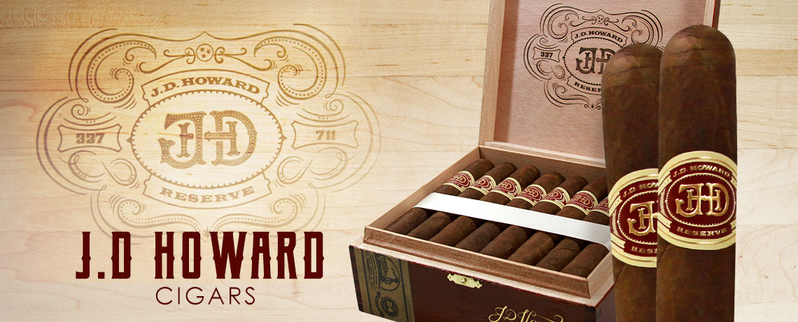 JD Howard Reserve Cigars