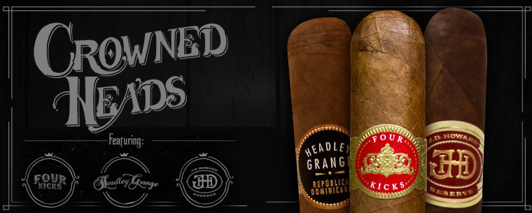 Crowned Heads Cigars