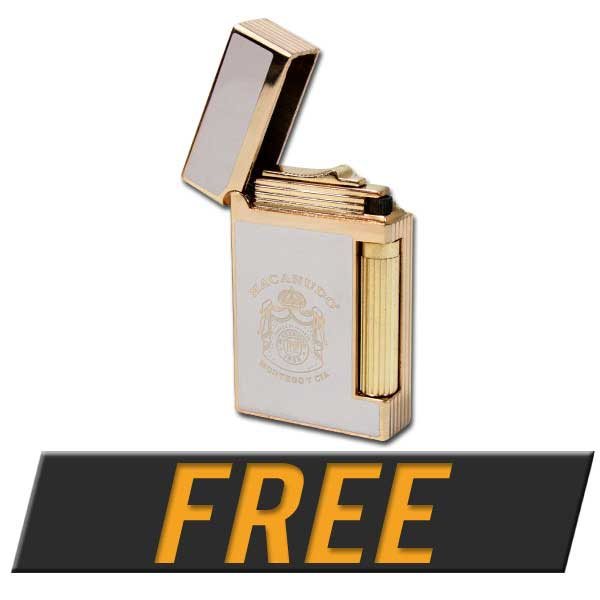 Free Lighter with Box Purchase